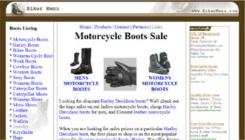 Motorcycle Boots and Leathers