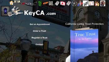 Key California Website