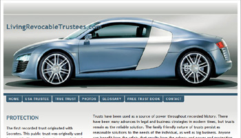Private Asset Protection Trust Web site
